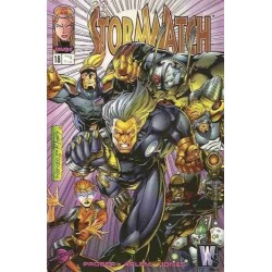 STORMWATCH Nº 18