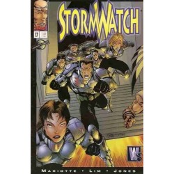 STORMWATCH Nº 17