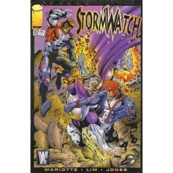 STORMWATCH Nº 15