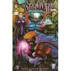 STORMWATCH Nº 11