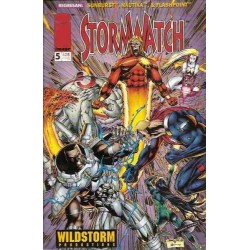 STORMWATCH Nº 5