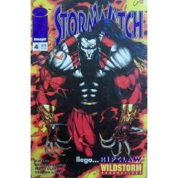 STORMWATCH Nº 4