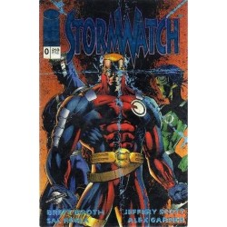 STORMWATCH Nº 0