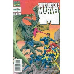 SUPERHÉROES MARVEL Nº 19