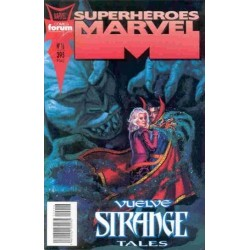 SUPERHÉROES MARVEL Nº 16