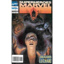 SUPERHÉROES MARVEL Nº 12