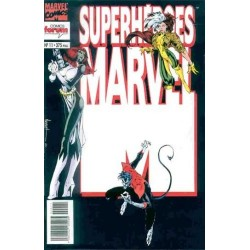 SUPERHÉROES MARVEL Nº 11