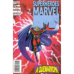 SUPERHÉROES MARVEL Nº 4