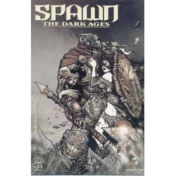 SPAWN: THE DARK AGES Nº 13