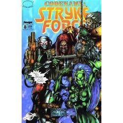 CODENAME: STRYKE FORCE Nº 8
