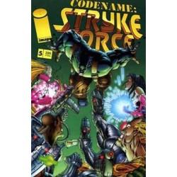 CODENAME: STRYKE FORCE Nº 5