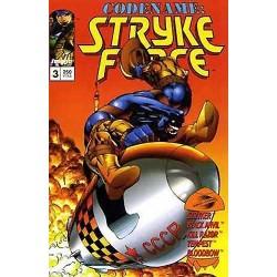 CODENAME: STRYKE FORCE Nº 3