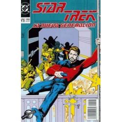STAR TREK: LA NUEVA GENERACIÓN Nº 8