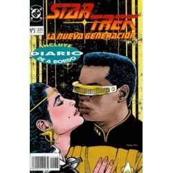 STAR TREK: LA NUEVA GENERACIÓN Nº 5