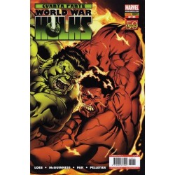 EL INCREIBLE HULK Nº 31 WORLD WAR HULKS 4ª PARTE
