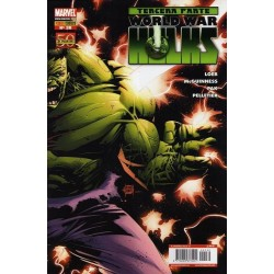 EL INCREIBLE HULK Nº 30 WORLD WAR HULKS 3ª PARTE