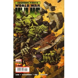 EL INCREIBLE HULK Nº 29 WORLD WAR HULKS 2ª PARTE