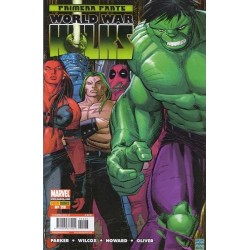 EL INCREIBLE HULK Nº 28 WORLD WAR HULKS 1ª PARTE