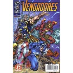 LOS VENGADORES: HÉROES REBORN Nº 8